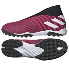 Scarpe da calcio Adidas Nemeziz 19.3 Ll Tf M EF0386 nero