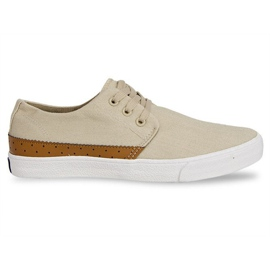 Sneakers casual da uomo Y010 Kaki