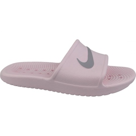 Rosa Pantofole da doccia per caffè Nike 832655-601