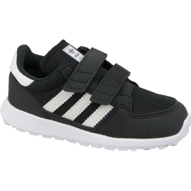 Nero Scarpe Adidas Originals Forest Grove Cf Jr B37749