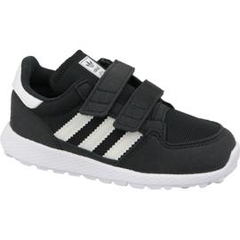 Scarpe Adidas Originals Forest Grove Cf Jr B37749 nero