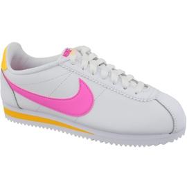 Nike Classic Cortez Leather W 807471-112 bianco
