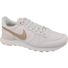 Scarpe Nike Internationalist Premium W 828404-604 bianco