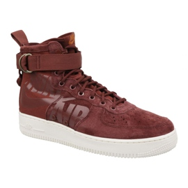 Rosso Nike Air Force 1 Sf Mid M 917753-202