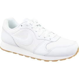 Nike Md Runner 2 Flrl Gs W BV0757-100 bianco