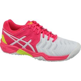 Scarpe da tennis Asics Gel-Resolution 7 Gs Jr C700Y-116 rosa