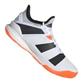 Scarpe Adidas Stabil XM F33828 bianco bianco