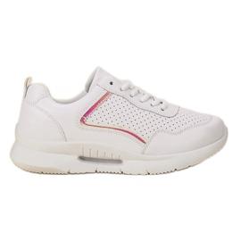 SHELOVET bianco Scarpe sportive da donna