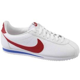 Scarpe Nike Classic Cortez in pelle W 807471-103 bianco