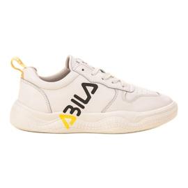 Ax Boxing Scarpe sportive alla moda bianco