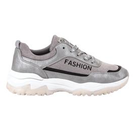 Ax Boxing Scarpe sportive di moda grigio