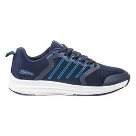 Ax Boxing Scarpe sportive leggere blu