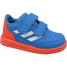 Blu Scarpe Adidas AltaSport Cf I D96842