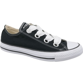 Nero Converse Chuck Taylor As Big Occhielli W 559936C