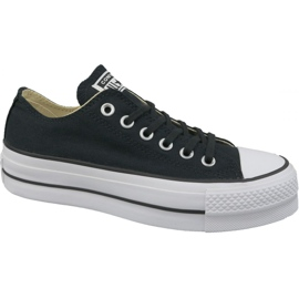 Nero Scarpe Converse Chuck Taylor All Star Lift W 560250C