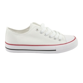 Bianco Sneakers bianche Atletico CNSD-1 bianche