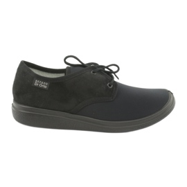 Nero Befado scarpe da donna pu 990D001