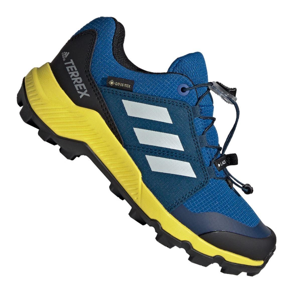 Adidas Jr Bc0599 Gtx Terrex Blu Scarpe HYE2D9eIW