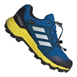 Blu Scarpe Adidas Terrex Gtx Jr BC0599