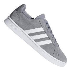 Grigio Scarpe Adidas Grand Court M F36412