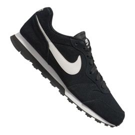 Nero Scarpe Nike Md Runner 2 Suede M AQ9211-004