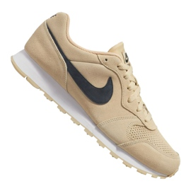 Marrone Scarpe Nike Md Runner 2 Suede M AQ9211-700