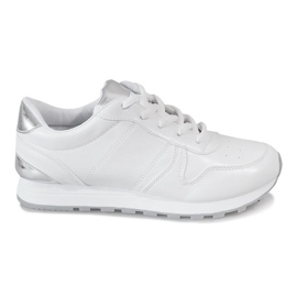 Bianco Sneakers sportive H7220 bianche