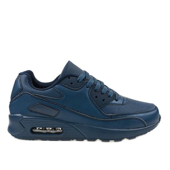 Calzature sportive blu navy A939-3 marina