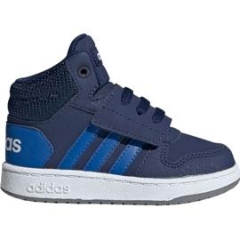 Marina Scarpe per bambini Adidas Hoops Mid 2.0 EE6714
