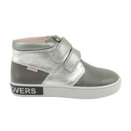 Mazurek Stivali FashionLovers grigio-argento