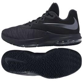 Nike Air Max Infuriate Iii Low WM AJ5898 007 scarpe nere