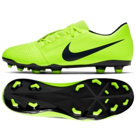 Scarpe verdi Nike Phantom Venom Club Fg M AO0577 717