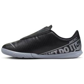 Nike Mercurial Vapor 13 Club Ic Ps (V) Jr AT8170 001 scarpe nere