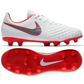 Nike Magista Obra 2 Club Fg Jr AH7314 107 bianco