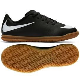 Nike Bravatax Ii Ic Jr 844438 001 scarpe nere