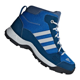 Blu Scarpe Adidas Hyperhiker K Jr G27790