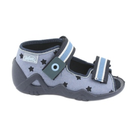 Scarpe per bambini Befado blu 250P079