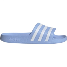 Blu Pantofole Adidas Adilette Aqua W EE7346