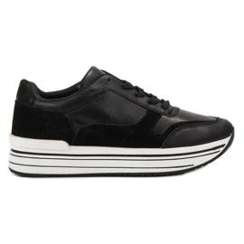SHELOVET nero Scarpe sportive nere