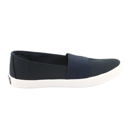 Marina Sneakers da donna American Club blu navy