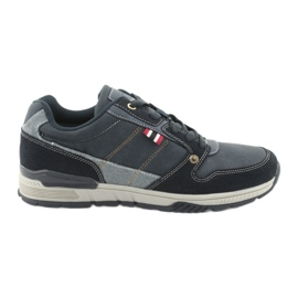 Sneakers American Club AA08 blu scuro