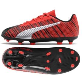 Puma One 5.4 Fg Ag M 105660 01 scarpe rosse