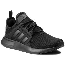 Adidas X_PLR Jr BY9879 scarpe nere nero