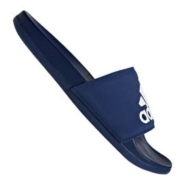 Pantofole Adidas Adilette Comfort Plus M B44870 blu