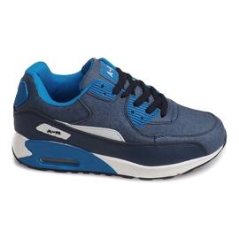 Sneaker Sneaker Air Max B306A-47 BLU