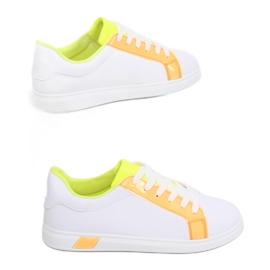 Sneaker da donna W-3116 arancione