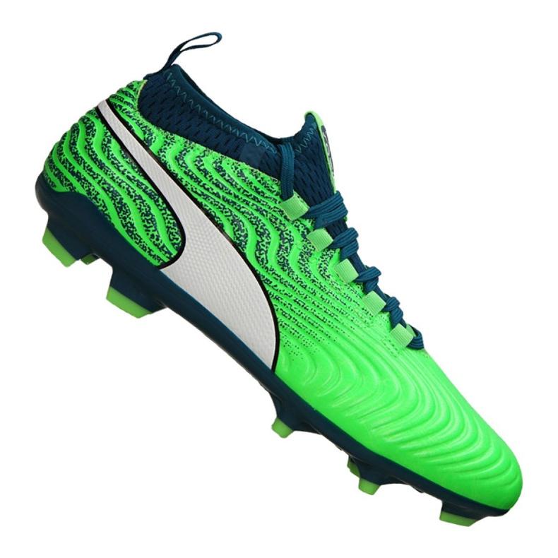 Scarpe da calcio Puma One 18.3 Syn Fg M 104870 03