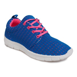 Sneaker da corsa sportiva Roshe RS18 blu