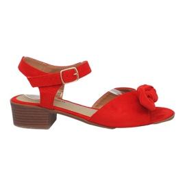 Rosso Sandali con tacchi rossi Noemia