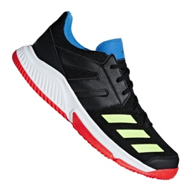Scarpe Adidas Essence 406 M BD7406 nero, multicolore nero